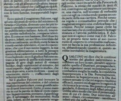 Perché Pietro Taricone e Ilenia Pastorelli godono della mia stima più di Roberto Saviano
